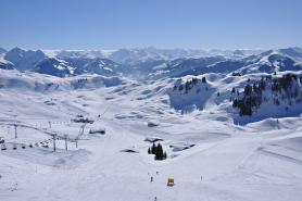 Lyžování v Kitzbühelu