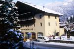 Rakouské apartmány Kolpinghaus v zimě