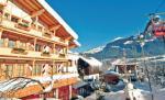 Rakouský hotel Best Western Premier Kaiserhof v zimě