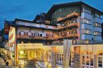 Rakouský hotel Harisch Weisses Rössl