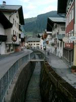Část města Kitzbühel