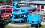 Kitzbühelský vodní svět Aquarena